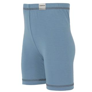 Kid's Bamboo Shorts Grey-blue_Grey-blue Side