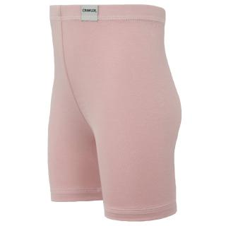 Kid's Bamboo Shorts Light pink_Light pink side