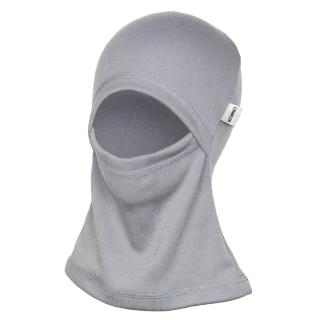 Kid's Merino 1layer Ninja Balaclava Grey