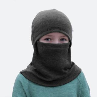 Kid's Merino 2layer Ninja Balaclava