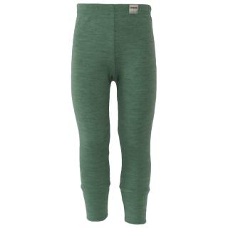 Kid's Merino Warm Leggings Olive