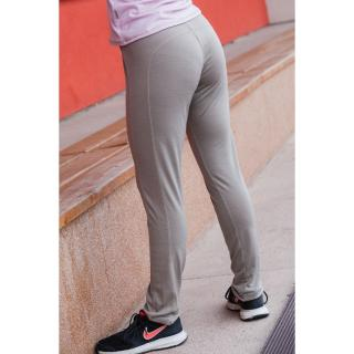 Women's Merino Sporty Warm Leggings From behind
