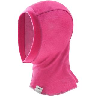 Kid's Merino 1layer Balaclava Pink