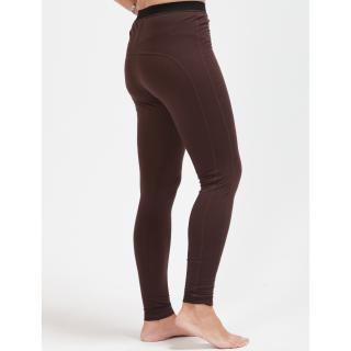 Women's Merino Long Thin Leggings Side